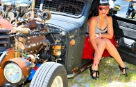 Rat Rods, Classic Cars and Luscious Ladies