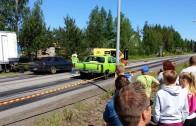 Rauma Street Race 2014 Mopar
