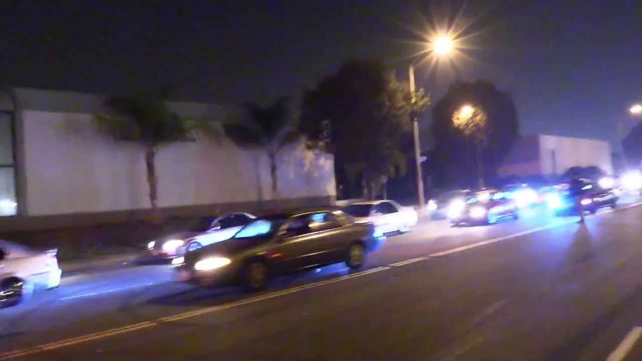 a overview of illegal street racing in los angeles I really want to know, it can be in or around los angeles, ca and by underground i mean like illegal, just for those who don't know.