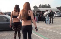 Rock Music Hot Girls & Motors (2014 Tuning Car Show)