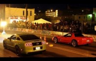Rock N' Rods 2012 – LEGAL Street Racing!