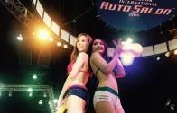 """Rola Misaki VS. Nono Mizusawa """"AV Idol Sexy Car Wash Battle"""""""