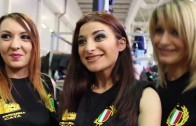 Roma Tuning Show interviste