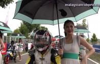 Round 2 Malacca – Grid Girls – 2013 PETRONAS Malaysian Cub Prix Championship