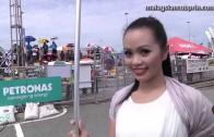Round 3 Terengganu – Best of Grid Girls – PETRONAS Malaysian Cub Prix Championship