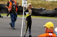 Samantha Gilham BTCC Grid girl