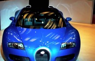 Sexy Bugatti Veyron