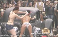 Sexy Car Wash at U.S. vehicle meeting of giants in PullmanCity + Disco Loop`s Mein-YouTube.de 3D 808