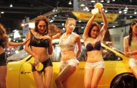 Sexy Car Wash – Bangkok Auto Salon 2015 #2
