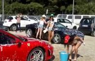 SEXY CAR WASH INAUGURAZIONE BIKE & CAR SAN SALVO MARINA