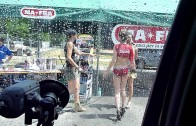 Sexy Car Wash Jeepers Meeting 2012