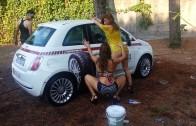 Sexy Car Wash – Lino Auri Tuning Terzigno