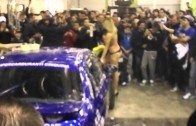 sexy car wash roma show tuning 2013 parte 5