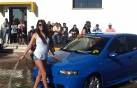 Sexy car wash salento tuning club a tuglie 1^ part