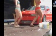 Sexy Car Wash at Dolphin Car Wash