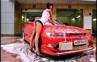 Sexy Carwash 18+ /Девичья Автомойка +18