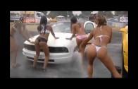 Sexy carwash