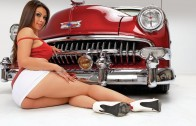 Sexy Girls and Great Cars Compilation #01