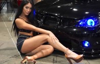 Sexy MARIE MADORE Hot Import Nights Vegas
