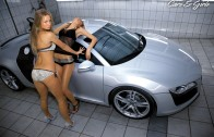 Sexy Super Start Cool Cars With BMW And  Hot Girls
