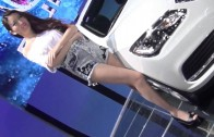 Sexy with Cars #3 04 19 2015    Show girls 2015    Auto show 2015 HD 1080