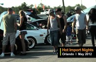 SilverStar® zXe at Hot Import Nights Orlando – SYLVANIA Automotive Lighting