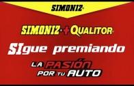 Simoniz ha premiado la Pasión Por Tu auto con una moto Suzuki Vstrom 650 c.c  ABS