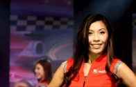 Singtel Formula One Grid Girls Final