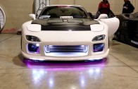 Steve's POV fd3s at Autocon 2015.