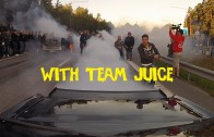 Stockholm Open 2015 Street race dokumentary with Team Juice