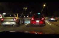 Street Race – 240SX vs Eclipse vs Evo