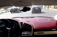 Street Race Audi R8 DarkKnight vs The Street Abuja Nigeria