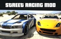 STREET RACING MOD (Race Against Random Cars) | GTA 5 Mods