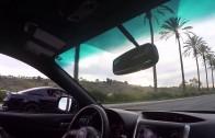 Subaru WRX STi vs Ford Mustang GT 5.0 Street race