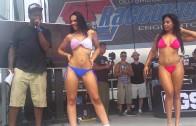 Summer Slam Bikini contest RACEWAY PARK,  2015