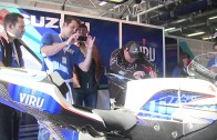 Superbike WM 2011 – Suzuki Grid Girls