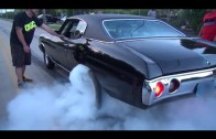 Supercharged Small Block Cuttlass vs Big Block Chevelle l Heads up l Street Race
