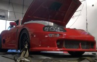 Supra GT4088r 19psi 500whp TRD widebody K.P. Tuning