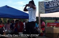 "SWAGGCITY CEO Performing Live At ""The Extreme Illusion 6 Car Show"""