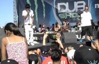 TeeFLii 24hours performance @Anaheim DUB SHOW 2014