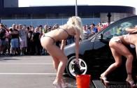 The best of Sexy Car Wash. Самые горячие телочки моют тачки.