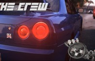 █▓▒░ The Crew Nissan GT-R Street Race + Logitech G27 [HD]