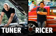 The Difference Between Actual Tuners And Ricers