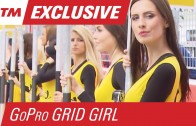 "The ""GoPro"" Grid Girl – DTM Hockenheim 2015"