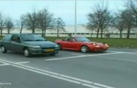The Hoily Trinity – The most unbelievable street race caught on camera ever!