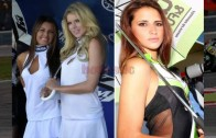 The Hottest Grid Girls Spotted in MotoGP