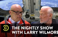 The Nightly Show – L-Dub's Book Club…in Space! – Buzz Aldrin