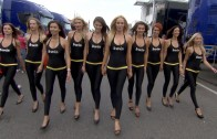 The Paddock Girls of the #CzechGP