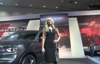 the Sexy Women and new Cars of the Los Angeles Auto Show