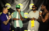 Tino Cochino interview w Bone Thugs-N-Harmony at DUB SHOW 2015